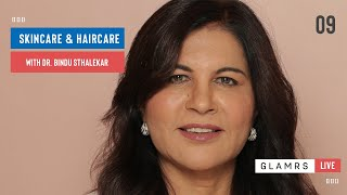 Live Q&A with Dermatologist Dr. Bindu Sthalekar   #StayHome   Glamrs Quarantine Live Shows