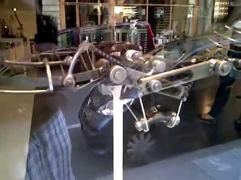 G-Plane, Mechanical Art Devices, @Geneve