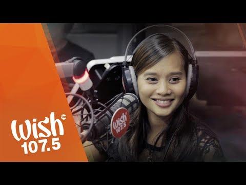 "Kitchie Nadal performs ""Same Ground/Bulong"" LIVE on Wish 107.5 Bus"