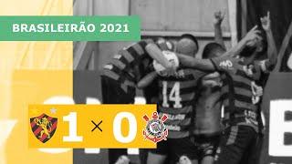 Спорт Ресифи  1-0  Коринтианс видео