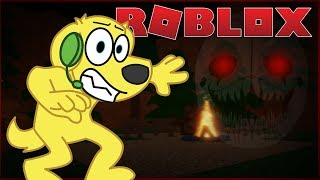 ROBLOX Camping 2! SCARY STORIES! (First Video)