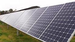 Princeton University's Solar Field