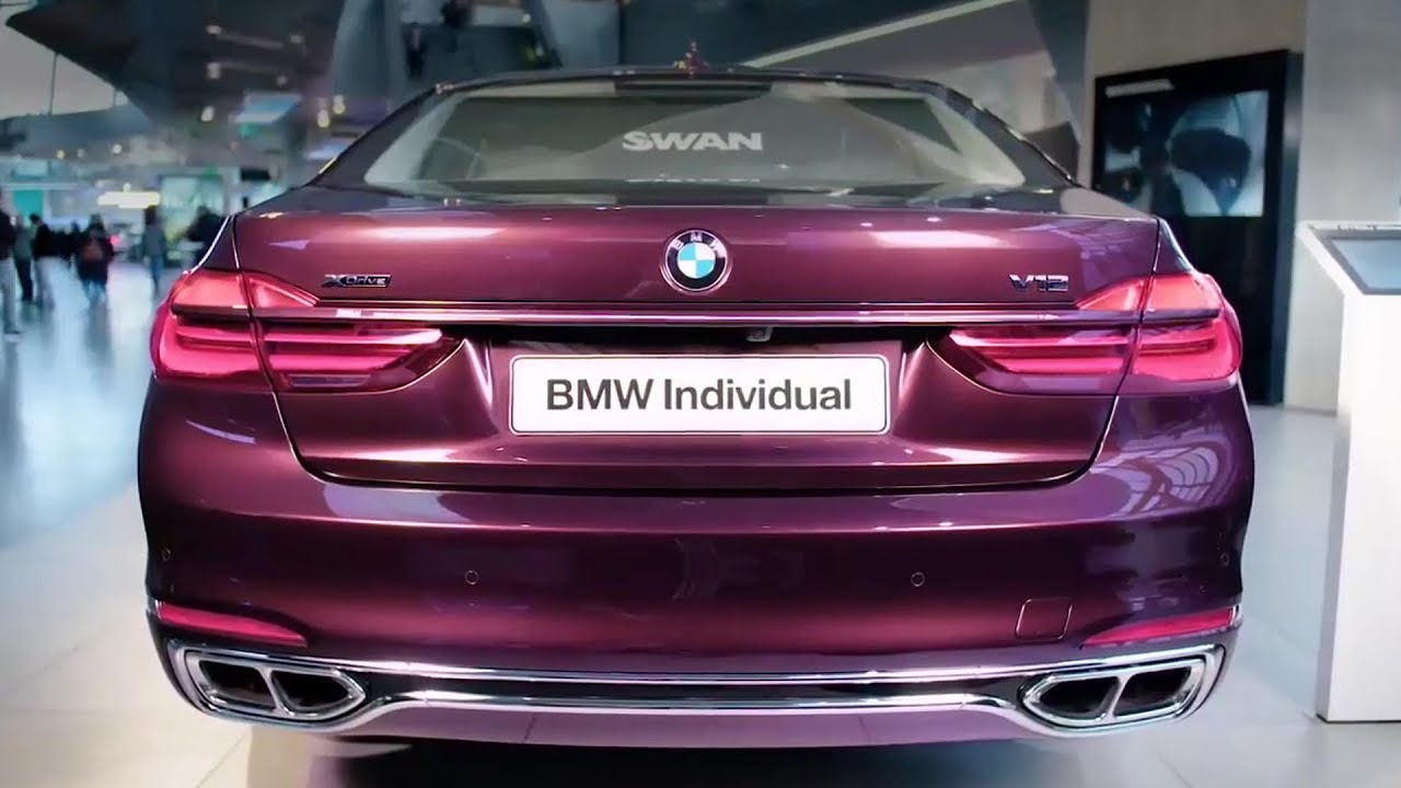 2019 Bmw 7 Series M760li Individual Review Youtube