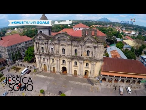 Kapuso Mo, Jessica Soho: Biyaheng Taal, Batangas