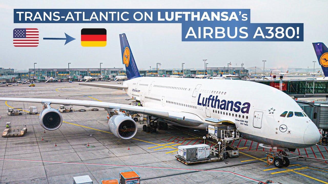 TRIPREPORT | Lufthansa (Economy) | New York JFK ...