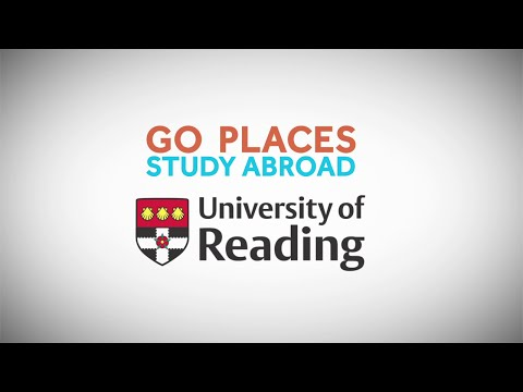 Study abroad with the University of Reading