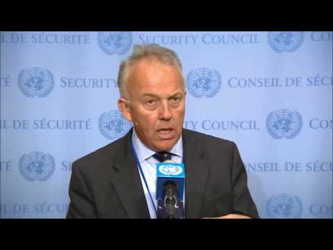 ICP Asks UN's Keating About Somaliland, Eritrea Sanctions, Ban's Son in Law, Somalia, Kenya & Khat,