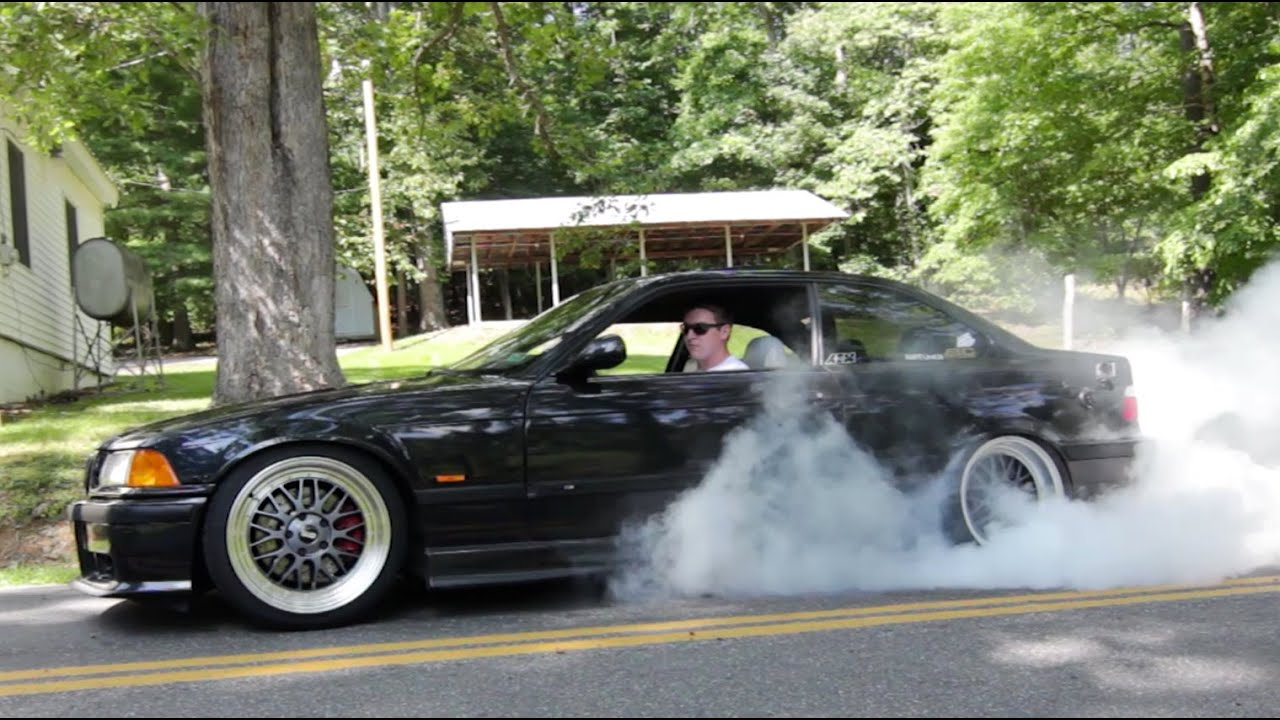 Supercharged E36 M3 Review Youtube