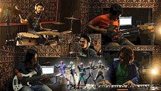Opening Kamen Rider Black RX Indonesia Cover by Sanca Records