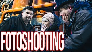 VLOG Making of Fotos Landschaftspark Duisburg | HLP