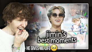 HE GIVES ME LIFE! (BTS Jimin's Cute and Funny Moments | Reaction/Review)