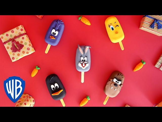 Looney Tunes | How To Make Bugs Bunny Cake Pop! | WB Kids