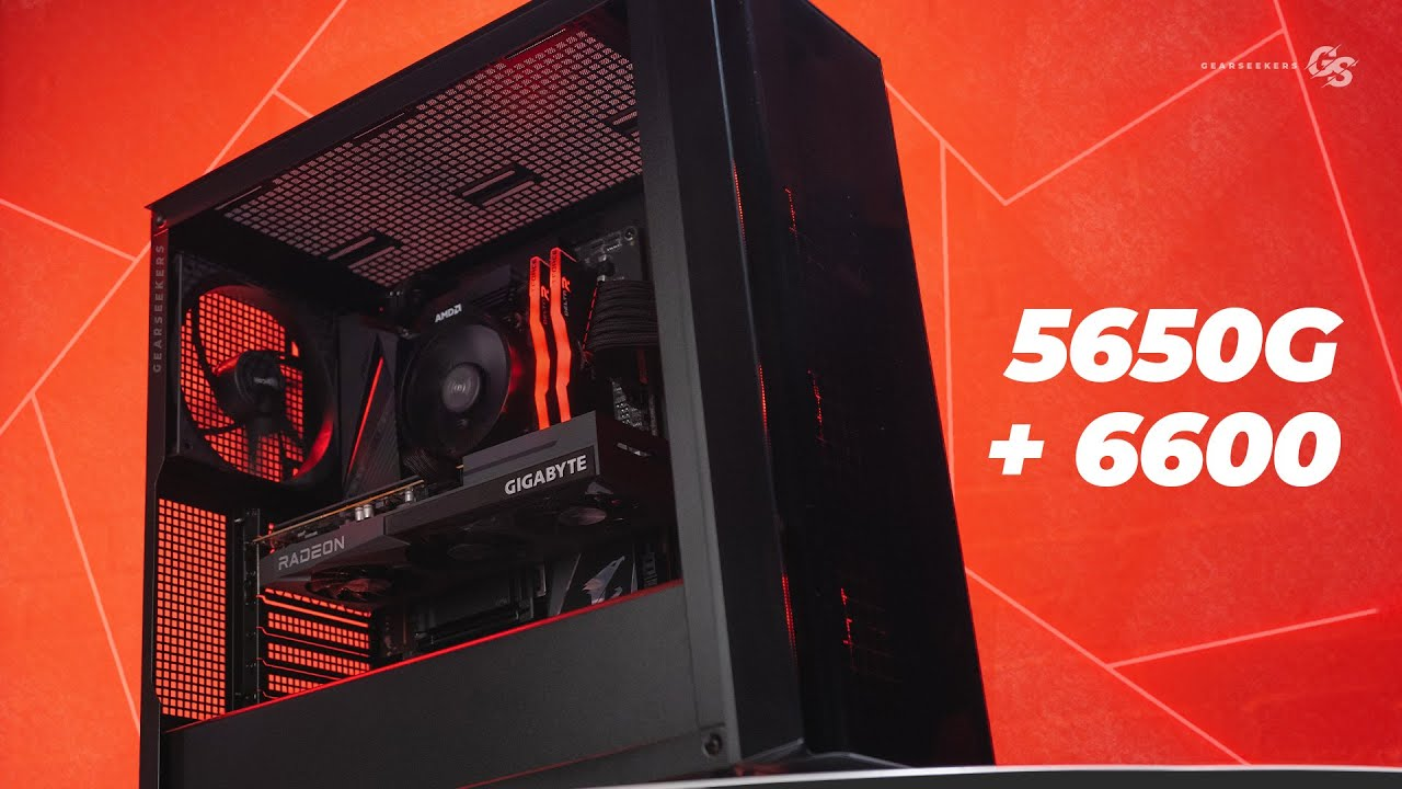 There is a CATCH with this Ryzen Pro 5 5650G Gaming PC