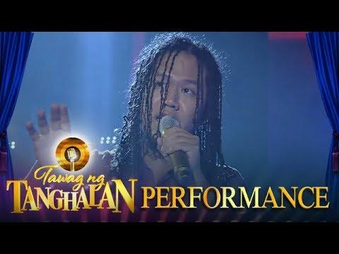 Tawag ng Tanghalan: Tuko Delos Reyes | Iingatan Ka (Day 4 Semifinals)