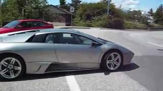 Lamborghini Murcielago LP640 Extreme Acceleration Sound