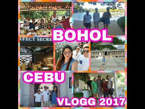 BOHOL - CEBU - VLOGG 2017 *yukacollectionss