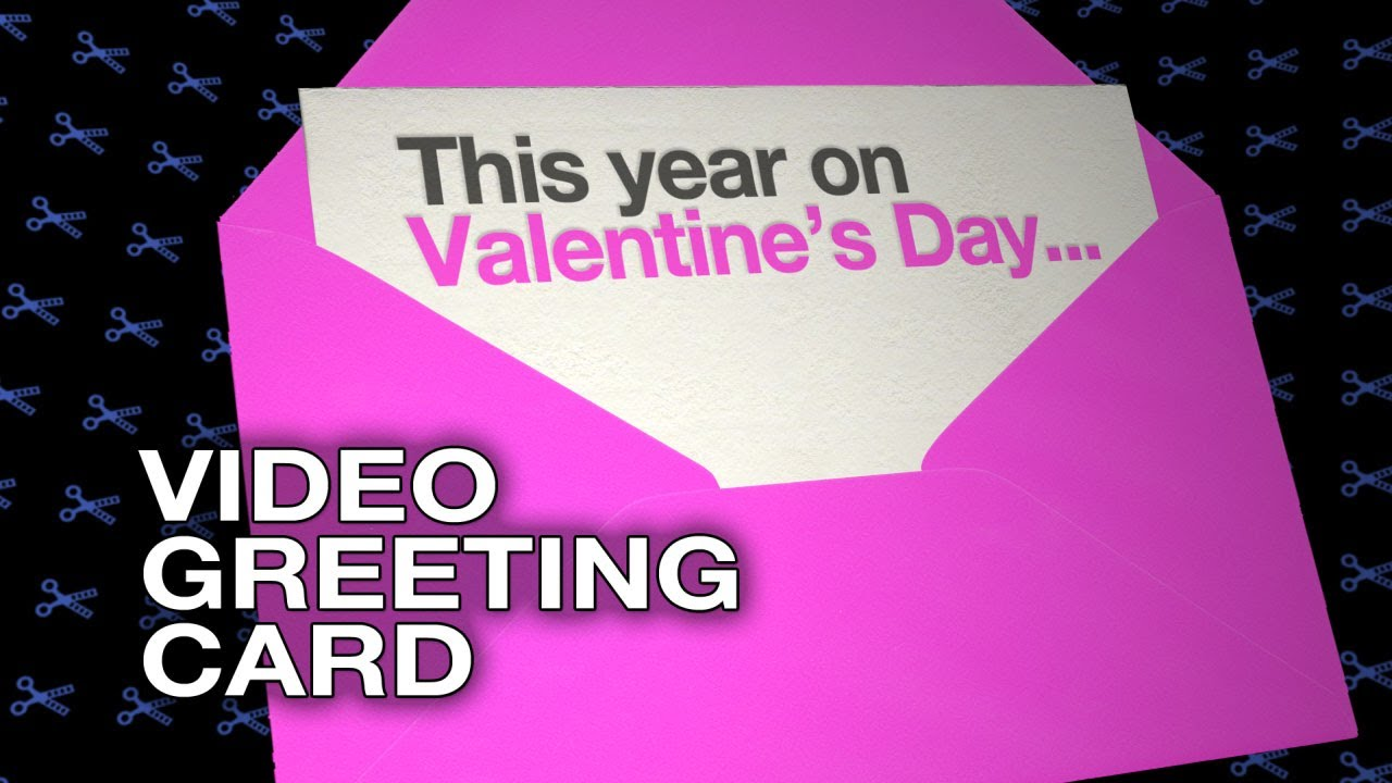 This Valentines Day Video Greeting Card Funny Love ECard – Valentines E Cards Funny