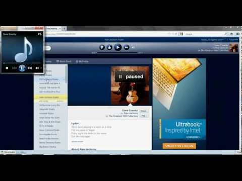 How to download music off of Pandora