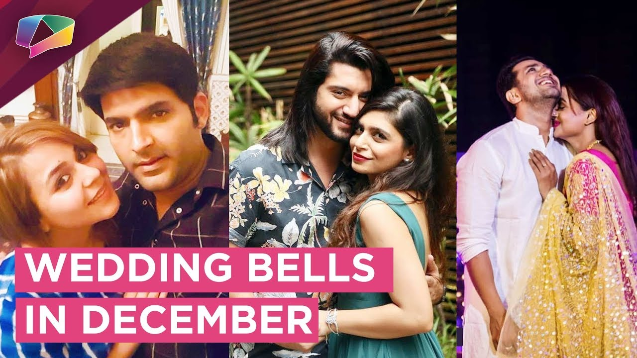 Why December is OFFICIALLY the wedding season?