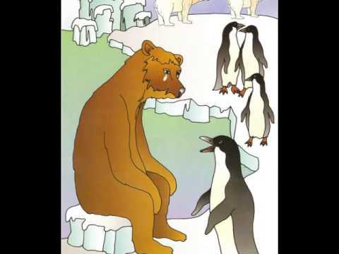 Povestea Ursului Cafeniu Vladimir Colin