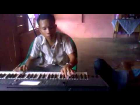 Uning uningan- batak batara guru- keyboard maut