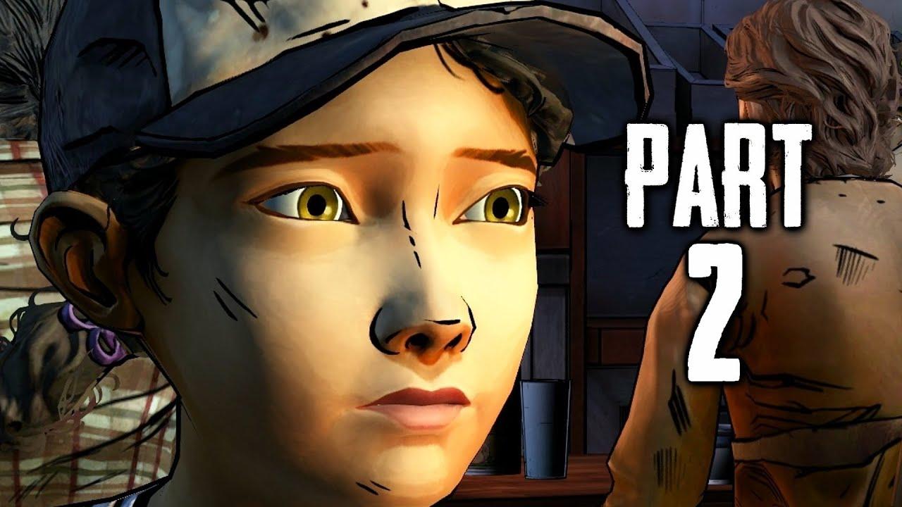 Download The Walking Dead Season 2 Episode 2 Gameplay Walkthrough Part 2 - Old Friend