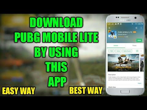 💌 Apkpure lite app | PUBG Mobile Lite  2019-03-19