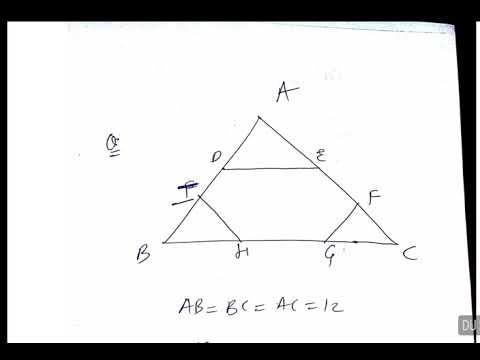 Hard geometry problem by ssc cgl mains maths 19 Feb day 3