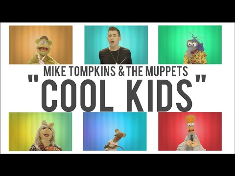 """The Muppets Take On A Cappella - """"Cool Kids"""""""