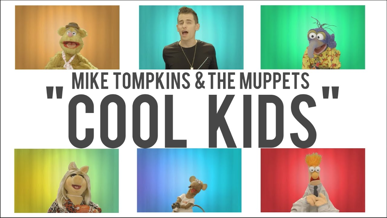 the muppets take on a cappella cool kids youtube - Cool Pictures For Kids