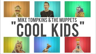 "The Muppets take on A Cappella - ""Cool Kids"""
