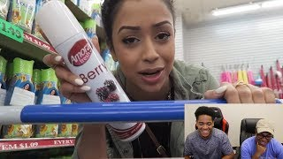 Liza Koshy | DOING THIS AGAIN. DOLLAR STORE WITH LIZA PART 2! | Reaction