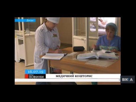 ТРК ВіККА: Без благодійних внесків: у медзакаладах Черкас заборонили брати гроші з пацієнтів