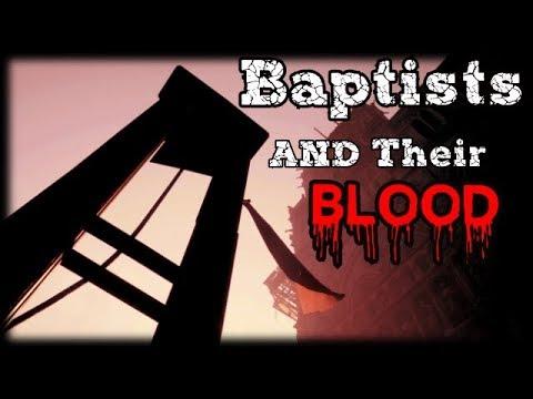 DANNY CASTLE - BAPTISTS & THEIR BLOOD! PT.3
