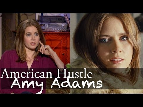 AMERICAN HUSTLE Amy Adams talks about David O. Russell's 'Secret Sauce'