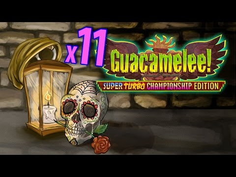 Guacamelee! #11   Thanks For Joining Me  