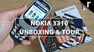 Nokia 3310 Unboxing & Review: Full tour of the new 2017 model