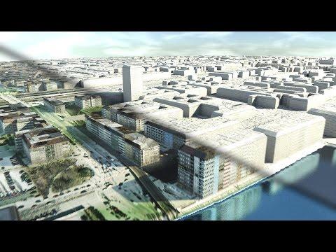 OpenStreetMap 3D City Generator