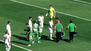 Ліга Парі Матч  «Волинь» – «Карпати» – 0 1
