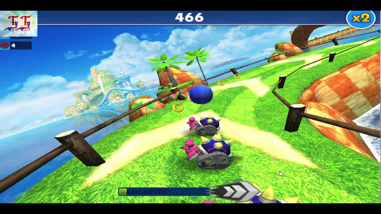 Sonic Spielen Online
