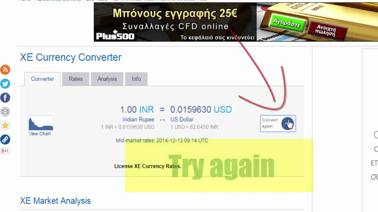 Rus To Dollars