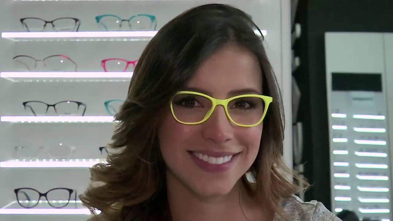 Cómo saber la talla de mis gafas para la próxima compra? - YouTube