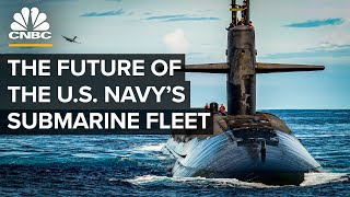 Why Submarines In The U.S. Navy Are Getting An Expensive Update