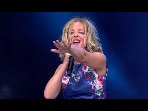 Altered s Clare Grogan live Let's rock Southampton 2014 Full