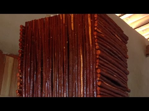 How To Recycle Wood Into An Awesome Lampshade – DIY Home Tutorial – Guidecentral