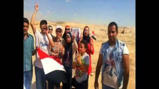 تمرد القاهرة والمنصورة تهتف لمصر والسيسي بقناة السويس الجديدة