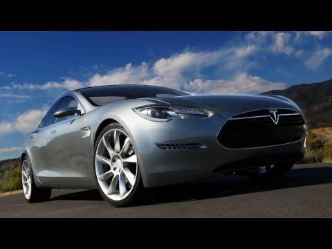 2009 Tesla Model S Concept Youtube