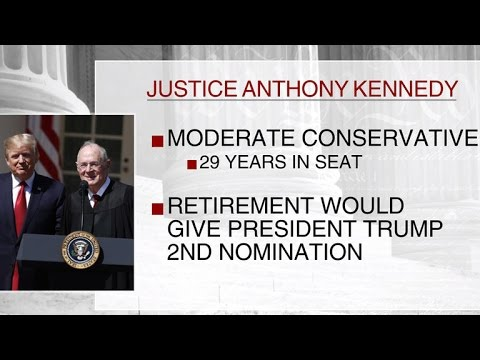 Will Supreme Court Justice Anthony Kennedy retire?