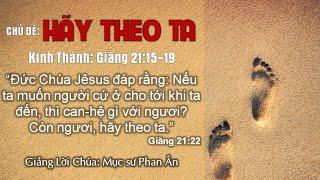 HTTL TAM KỲ - Chương trình thờ phượng Chúa - 26/04/2020