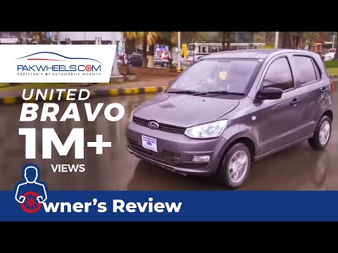 United Bravo 2019 Owner's Review: Price, Specs & Features | PakWheels